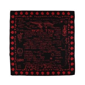 Givenchy World Tour Scarf
